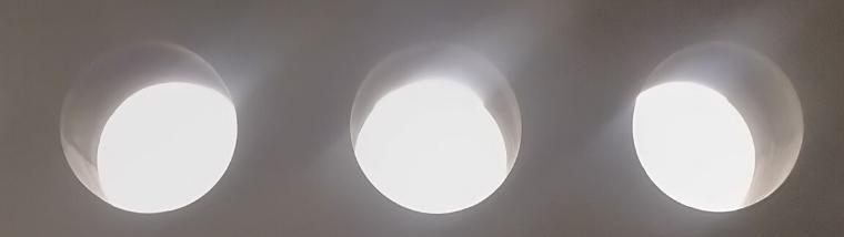 光の調整 ~自然光とライティング~